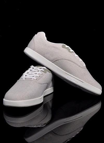 K1X  Cali Low Grey Oxford