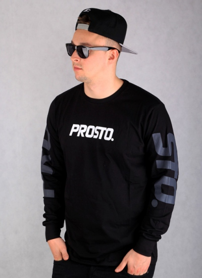 Prosto. Klasyk  Belong LS Blk