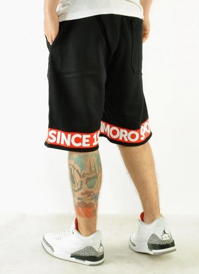 Moro Sport  Simple Shorts Blk
