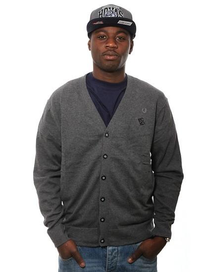 Ecko  Get Bizzy Sweater Grey