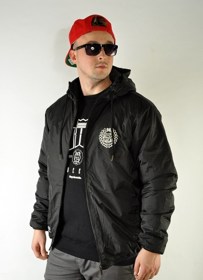 Mass Denim  Base Jacket Blk