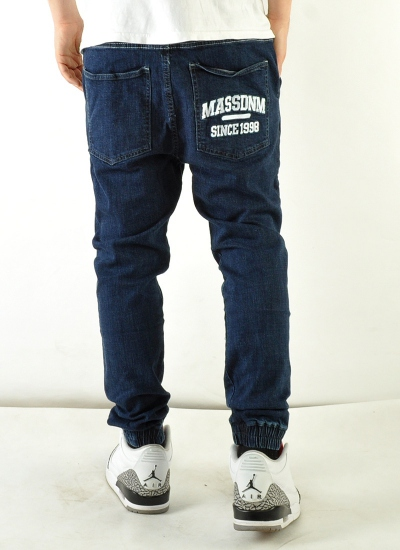 Mass Denim  Campus Jogger Drk