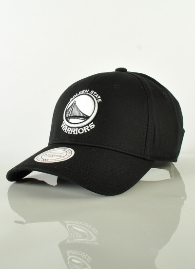 Mitchell & Ness  Low Pro Hat BW Warriors