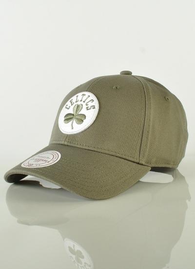 Mitchell & Ness  Low Pro Hat Olv Celtics