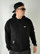 Lucky Dice  Basic Hoodie Blk