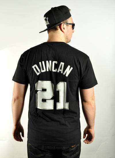 Mitchell & Ness  Player Tee Tim Duncan