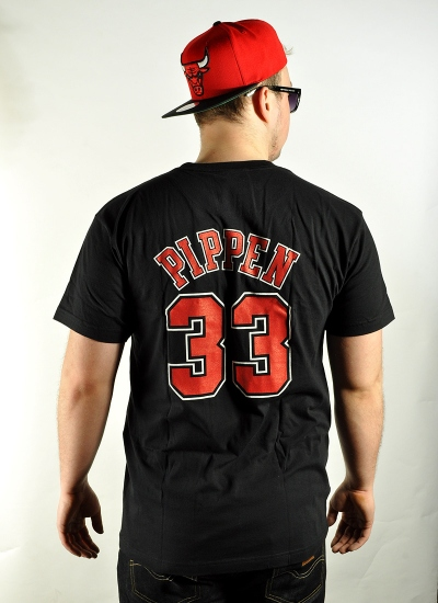 Mitchell & Ness  Player Tee Scottie Pippen