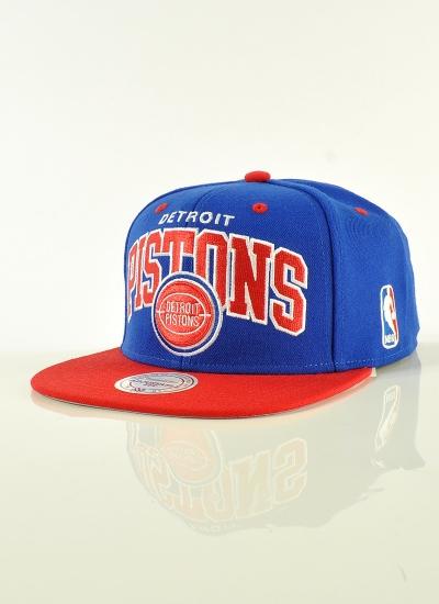 Mitchell & Ness  Arch Snapback Pistons
