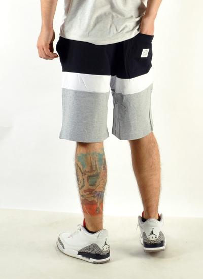 Mass Denim  Respect Shorts Sweat Blk