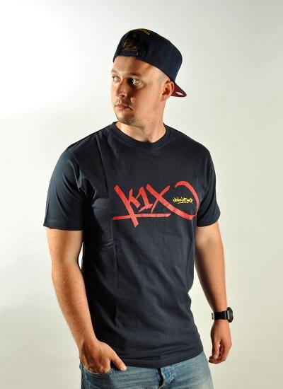 K1X  Bootleg Tee Nvy