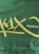 K1X  Bootleg Tee Grn