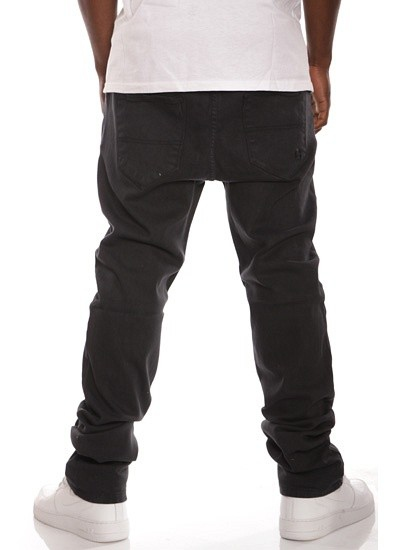 Southpole  Coloured Jeans Skinny Blk