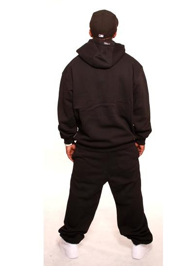 Dangerous Goods  Basic Suit Blk