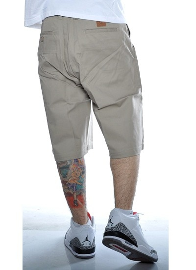 Famous Stars And Straps  Frontier Chino Shorts Khk