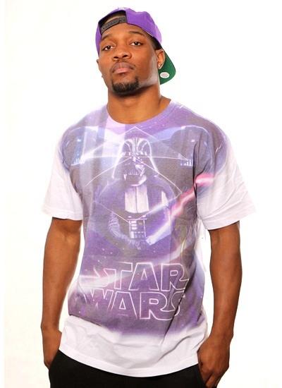 Ecko x Star Wars  Saber Life Tee Wht
