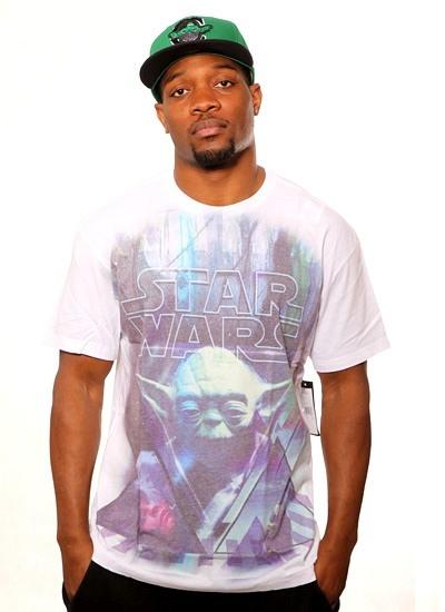 Ecko x Star Wars  New World Yoda Tee Wht