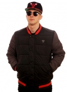 Rocawear  Color Block Jacket Blk