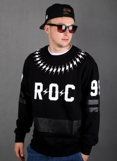 Rocawear  99 Thunder Crew Blk