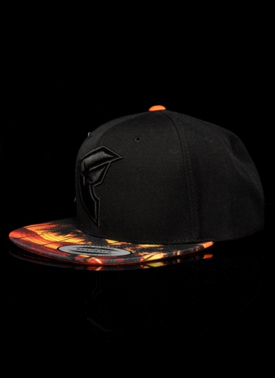 Famous Stars and Straps  Sunny Lux Snapback Blk