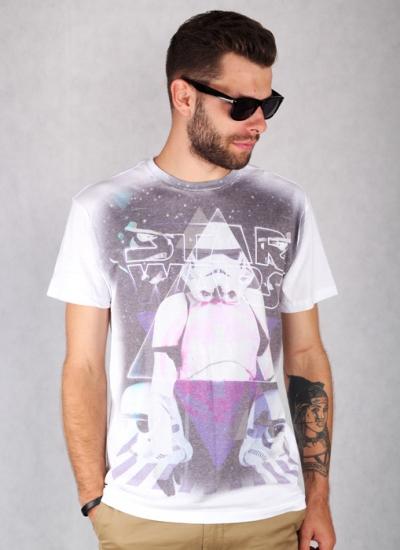 Ecko x Star Wars  Diamond Storm Tee Wht