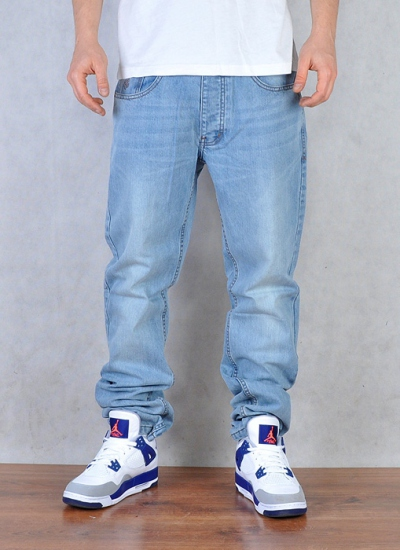 Rocawear  Basic Relaxed Jeans Lt