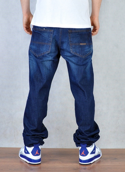 Rocawear  Basic Relaxed Jeans Drk