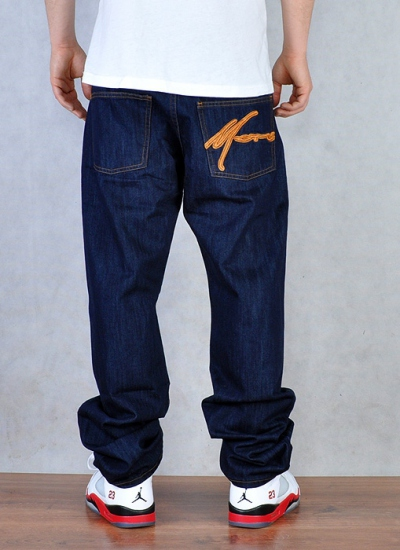 Moro Sport  Sign Regular Jeans Drk