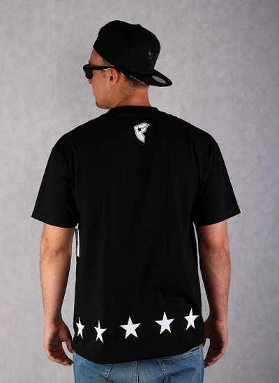 Famous Stars And Straps  Effin Tee Blk
