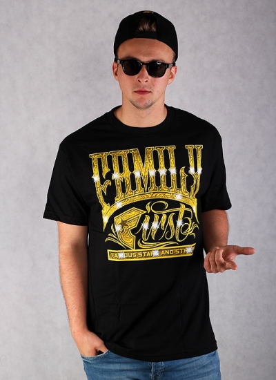 Famous Stars And Straps  Club Member Tee Blk