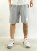 Mass Denim  Signature Shorts Sweat Gre