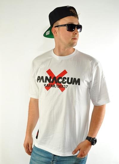 Dix37  Panaceum Tee Wht