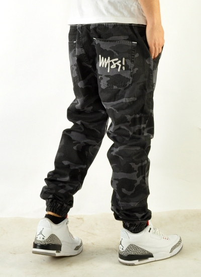 Mass Denim  Signature Jogger B Camo