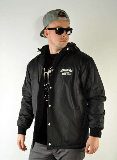 Mass Denim  Campus Jacket Blk