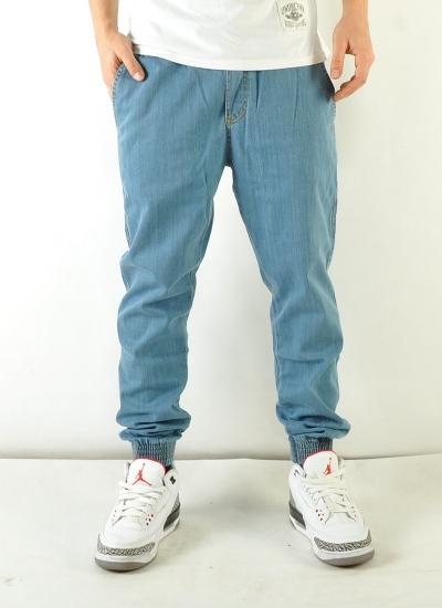 Moro Sport  Gym B Jogger Jeans Lt