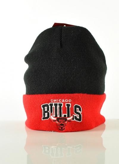 Mitchell & Ness  Arch Cuff Bulls Blk