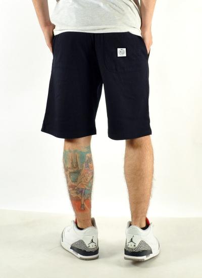 Mass Denim  Base Shorts Sweat Blk