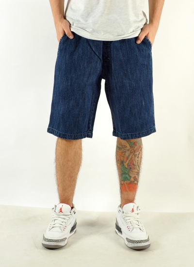 Mass Denim  Campus Shorts Drk