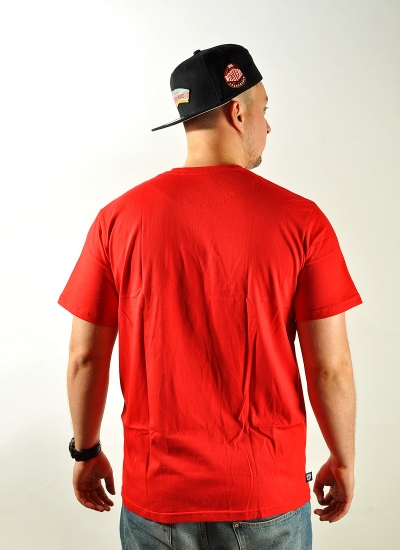 Moro Sport  Paris Laur Tee Red