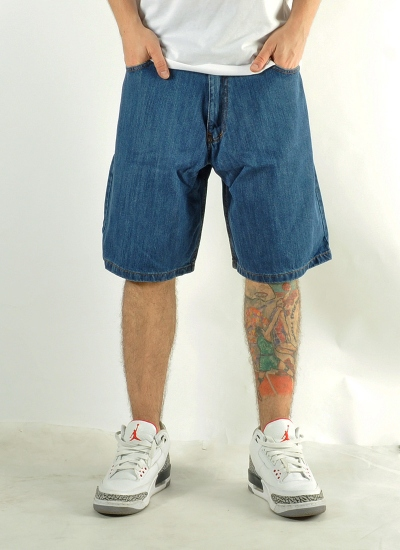 Patriotic  Moro Pocket Shorts Drk