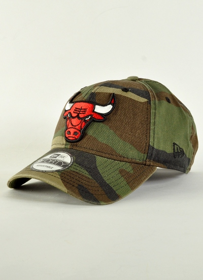 New Era  Team Moro 9Forty Bulls