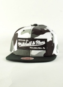Mitchell & Ness  Box Logo Snapback Urban