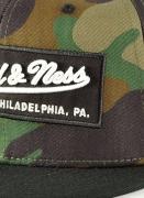 Mitchell & Ness  Box Logo Snapback Moro