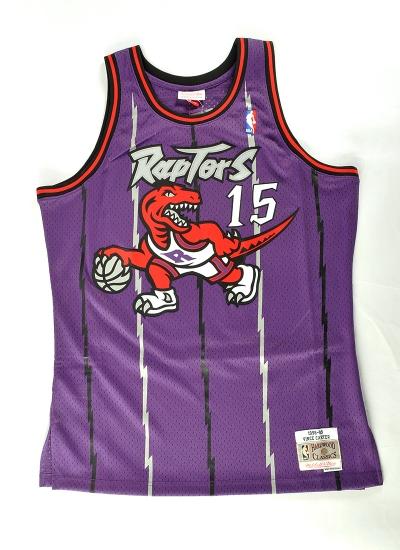 Mitchell & Ness  Swingman Jersey Raptors Carter Prp
