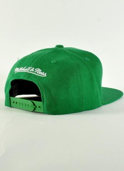 Mitchell & Ness  Grass Snapback Celtics