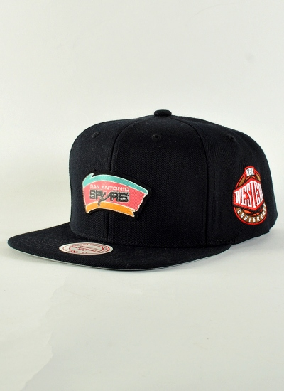 Mitchell & Ness  Grass Snapback Spurs