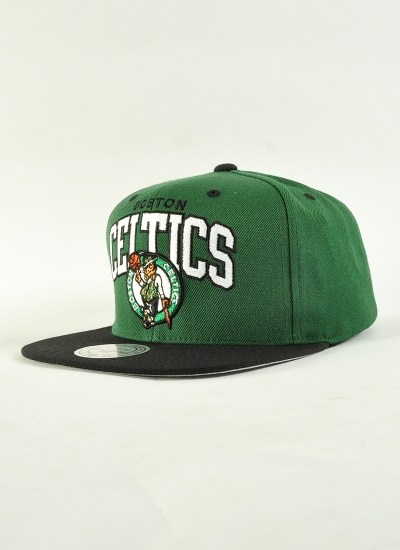 Mitchell & Ness  Arch Snapback Celtics