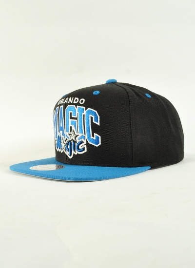 Mitchell & Ness  Arch Snapback Magic