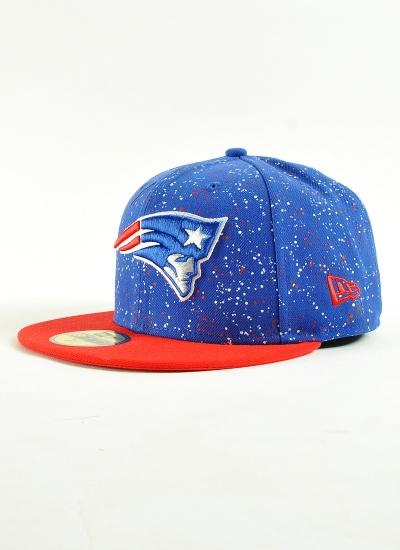 New Era  Speckle Patriots Roy