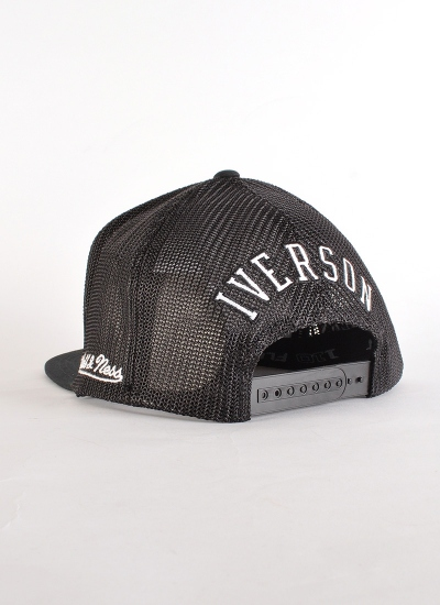 Mitchell & Ness  3 Trucker Iverson 76ers