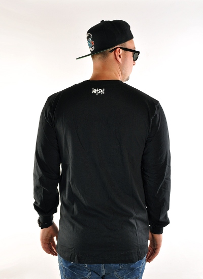 Mass Denim  Signature LS Blk